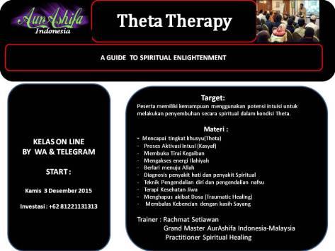 theta therapy online